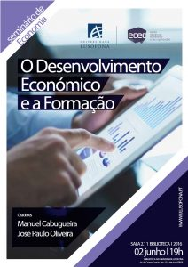 Seminário Economia - 2de junho