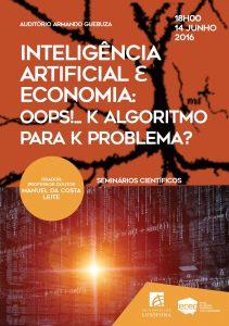 Cartaz INTELIGÊNCIA ARTIFICIAL E ECONOMIA_web